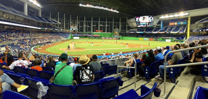 Marlins Park Ballpark Review