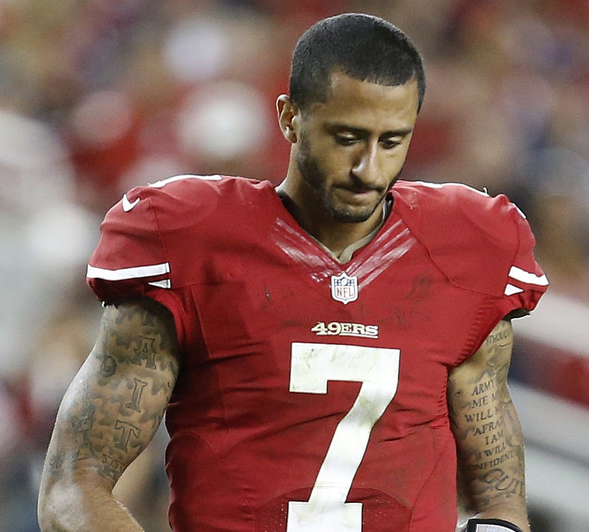 Colin Kaepernick Is Co...